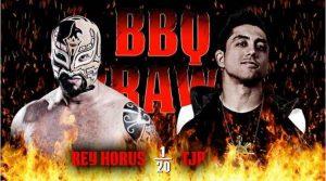 Watch NJPW BBQ Brawl PPV 9/3/21