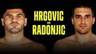 Watch Hrgovic v Radonjic 9/10/21