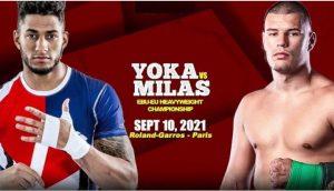 Watch Yoka v Milas 9/10/21