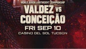 Watch Top Rank Oscar Valdez vs Robson Conceicao 9/10/21