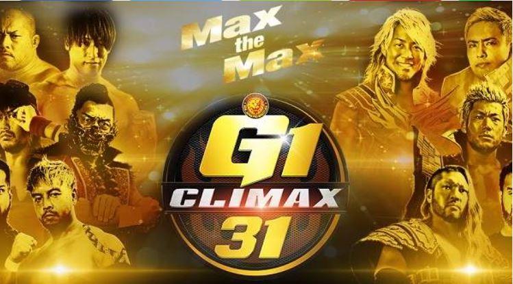 Watch NJPW G1 Climax 31 Day 5 9/26/21