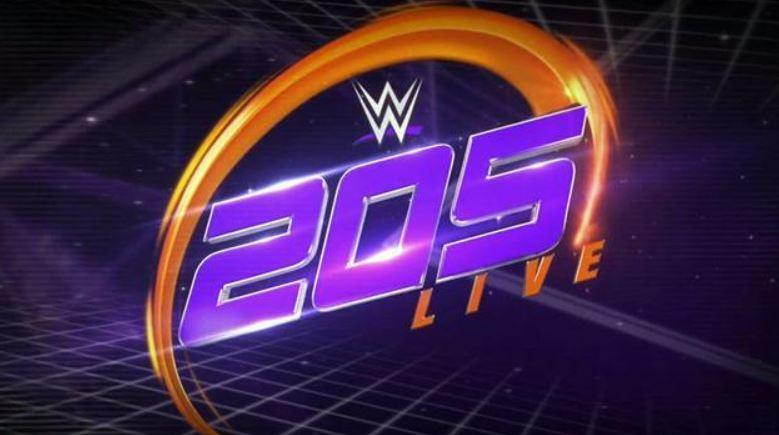 Watch WWE 205 Live 10/22/21