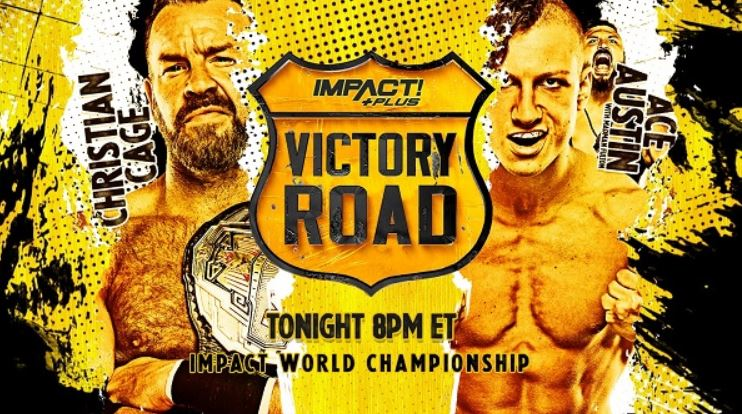 Watch Impact Wrestling Victory Road 9/18/21