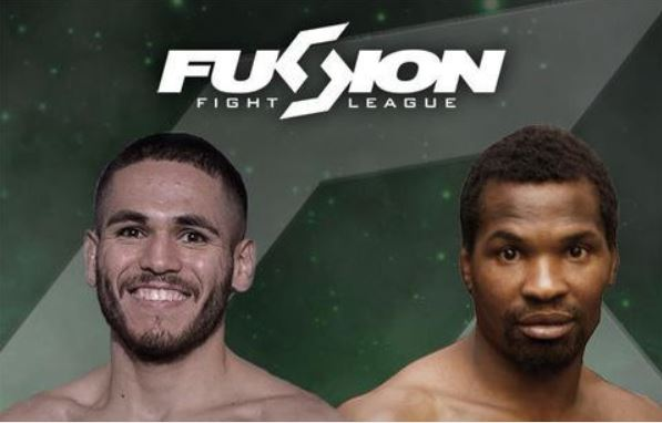Watch Fusion Fight League : Michael Garcia vs Mike Kuehne 9/18/21