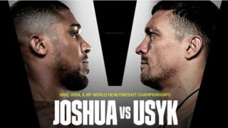 Watch Joshua Vs Usky Boxing 9/25/21