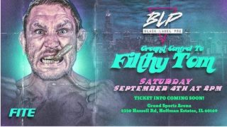 Watch Black Label Pro Ground Control to Filthy Tom 9/4/21