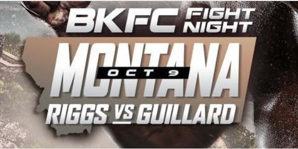 Watch BKFC Fight Night Riggs Vs Guillard