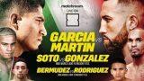 Watch Garcia v Martin 10/16/21